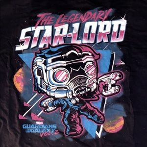 Marvel. Starload shirt.